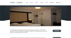 Preview of hotelplasky.be